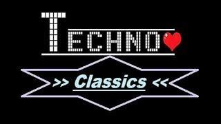 Techno Classic's - Der Sound der 90er - 100% Vinyl
