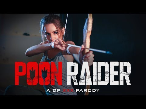 "Digital Playground Presents: ""Poon Raider: A DP XXX Parody"" (OFFICIAL TRAILER)"