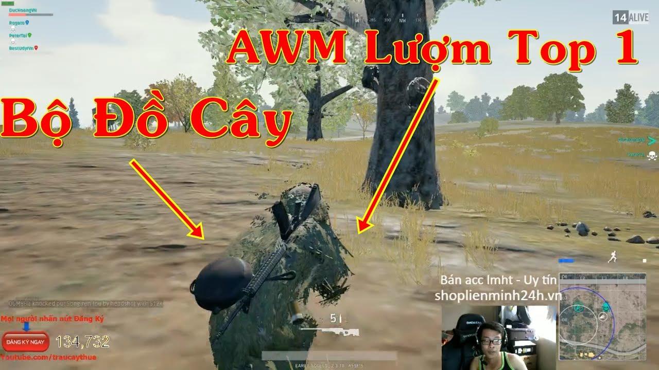 Battleground #12 - AWM vs Bộ Đồ Sniper Ngại Gì Không Top 1