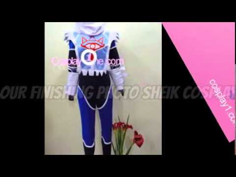 Best Sheik Cosplay Costume From Legend Of Zelda & Best Sheik Cosplay Costume From Legend Of Zelda - YouTube