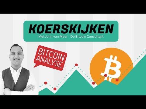 🚨 Bitcoin (BTC) Koers In Enorme Downtrend, Onder De $8.000 Is Er Nauwelijks Support