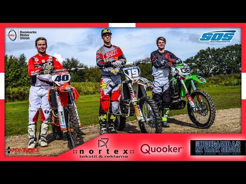 2017 Motocross Of Nations - Team Danmark