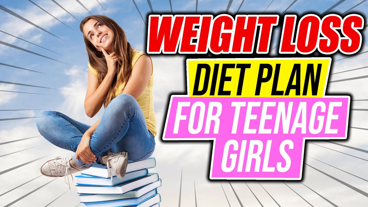 Weight loss diet plan for teenage girls in Hindi   Lockdown Diet Plan   Teenagers weight loss diet