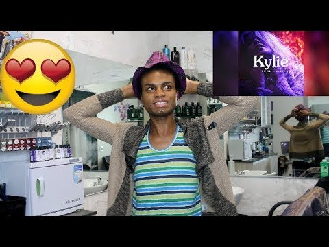 Kylie Minogue - Stop Me From Falling {Official Audio} | REACTION |