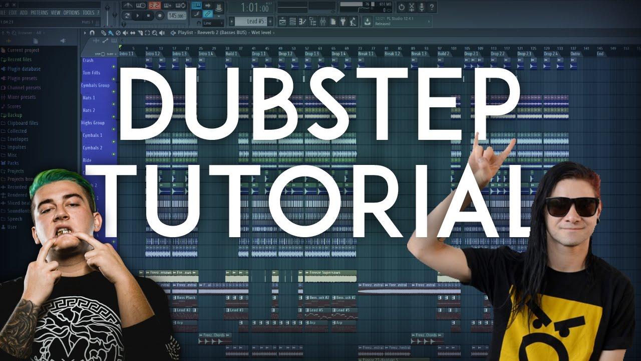 Future bass drop tutorial fl studio 20 youtube.
