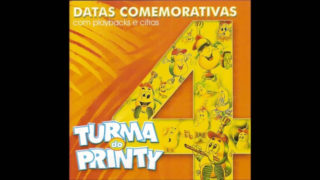 VOL PRINTY DO MUSICAS 4 TURMA BAIXAR