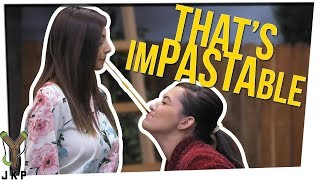 PASS THE PASTA...An ImPASTAble Game??
