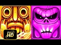 Temple Run 2 All Maps Vs Temple Zombie Run Fun Epic Endless Run Compilation Video 2017[Temple Run]