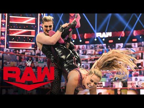Natalya vs. Rhea Ripley: Raw, July 12, 2021