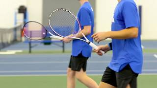 @MT_MensTennis vs Austin Peay, Chattanooga Highlight