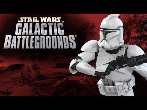 Star Wars: Galactic Battlegrounds - Send In The Clones!