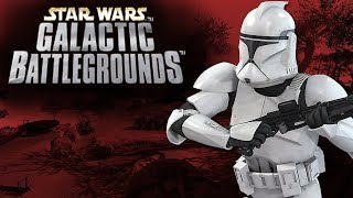 Star Wars: Galactic Battlegrounds - Send in the Clones!