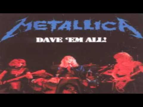 Metallica-Dave Em All-Bootleg-Remastered 2017
