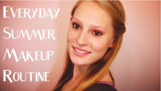 Everyday Summer Makeup Routine! Thumbnail