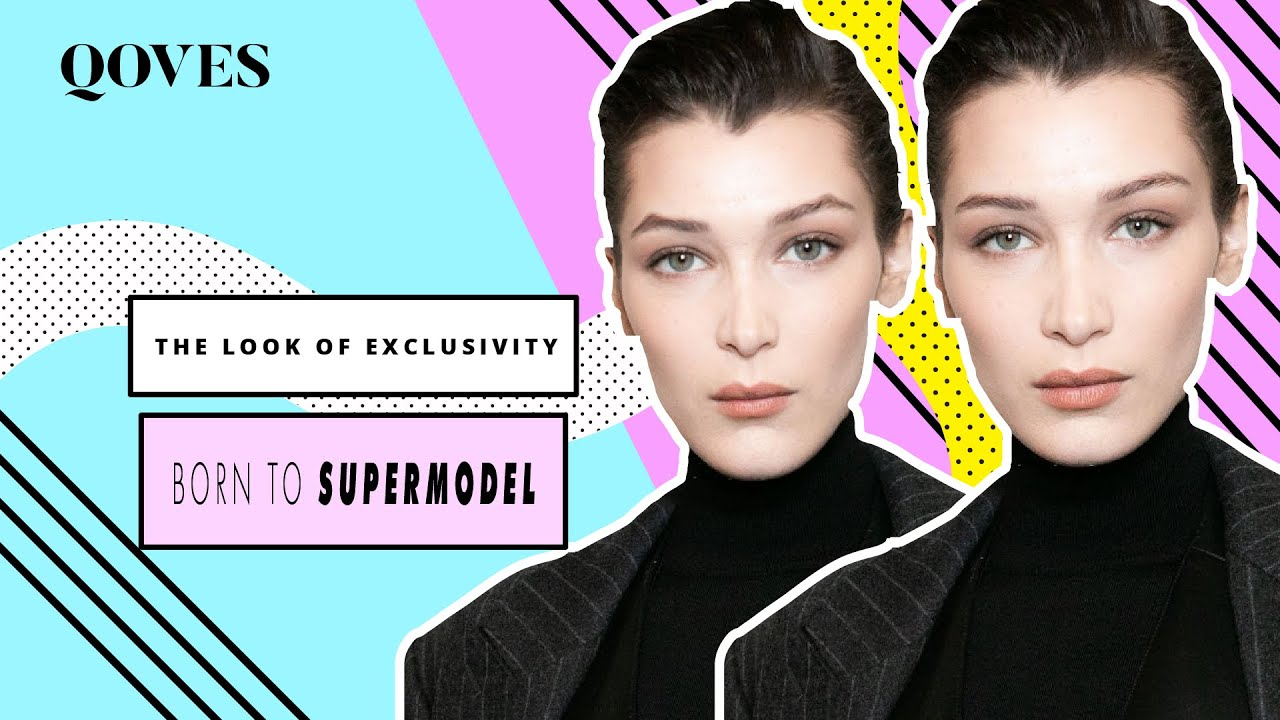 Analyzing Celebrity Faces Ep.1 | Bella Hadid