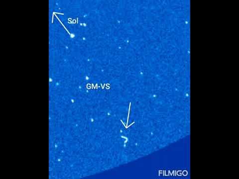 Objetos naves cerca del sol 14/06/2021