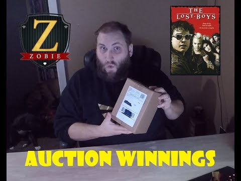 Zobie Productions Jason Patrick Ebay Pickup