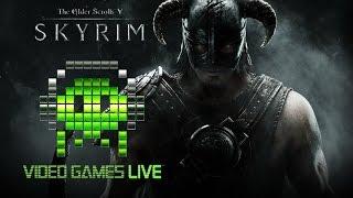 GAMES LIVE Skyrim - Dragonborn Theme - CCH Hamburg