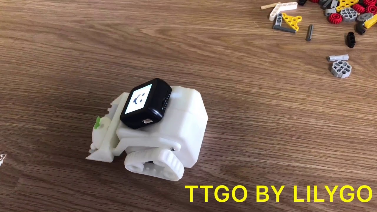 TTGO BY LILYGO—TTGO T-Watch WiFi Bluetooth ESP32 Development Kit Touch  Screen,DIY Small Car