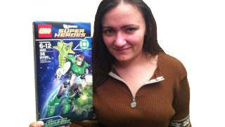 [closed] Lego 4528 Giveaway 2012 Ultra Build Green Lantern Lego Super Heroes Review