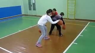 Конкурсный урок Сокровища баскетбола  Учитель года 2015