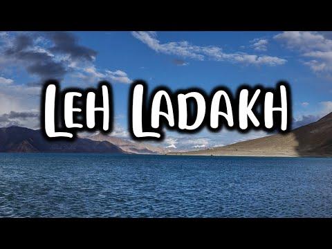[HD] Ladakh ~ Timelapse ~ Hyperlapse ~ Travel video ~ June 2017
