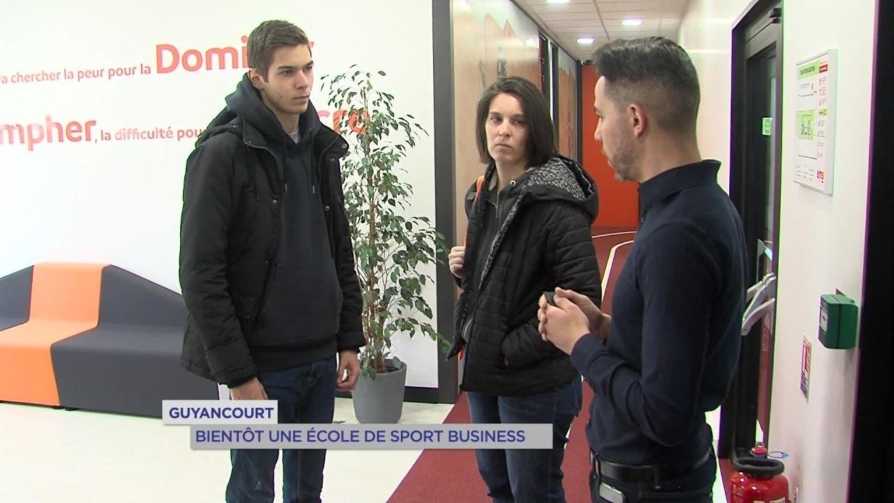 Yvelines | Guyancourt : Bientôt une école de sport business