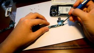 how to easily fix defective power switch button boot loop no boot on the samsung galaxy s3
