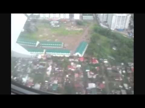 Aerial View of Manila Flood - Aug 7th, 2012 (PLEASE HELP)