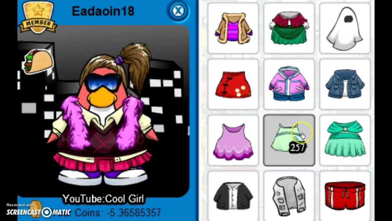 Cpps Me Code For Clothes
