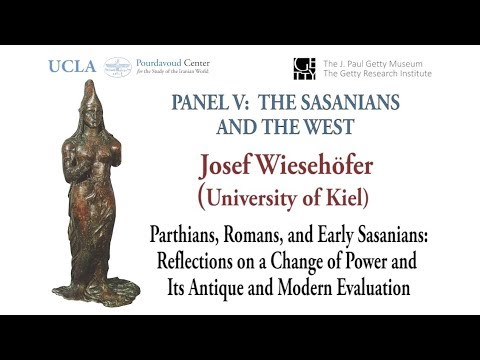 Thumbnail of Parthians, Romans, and Early Sasanians: Reflections on a Change of Power and Its Antique and Modern Evaluation video