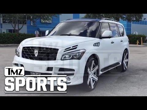 Cubs' Pedro Strop Drops $30k To Fix Bad Car Job | TMZ Sports