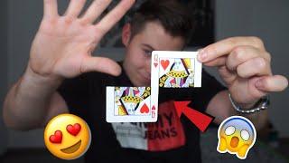 Die 3 EINFACHSTEN Kartentricks der Welt ERKLÄRT! Zaubertricks zum nachmachen (für Anfänger)