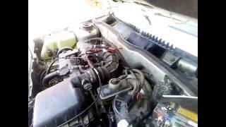Провалы при  нажатие на педаль газа на инжекторе