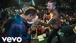Mau y Ricky, Nicky Jam  -  BOTA FUEGO  ( EN VIVO ).mp3