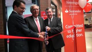 Sovereign Bank Opens New Branch at Monmouth University