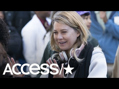 Ellen Pompeo Slams Claims That She's The Cause For Two Stars' Exits From 'Grey's'  Access