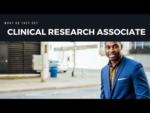 What Is A Clinical Research Associate?