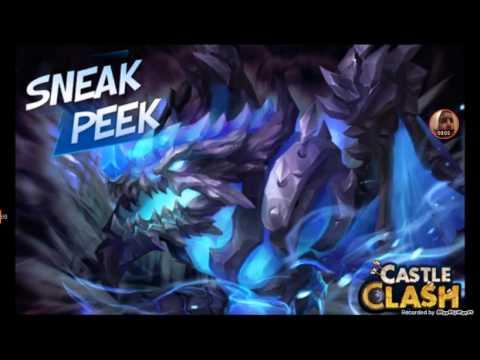 Castle Clash Arctica Skill & Ability Review
