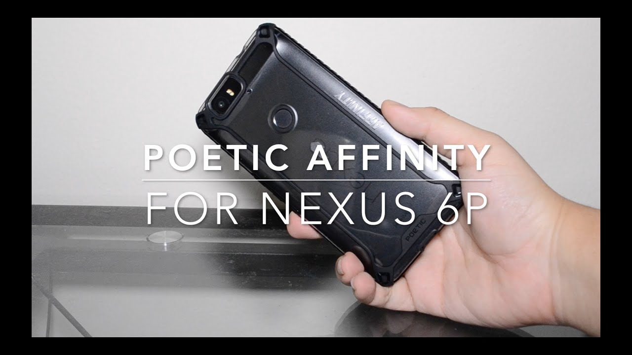 watch 6445e 6f107 [REVIEW] Poetic Affinity for Nexus 6p