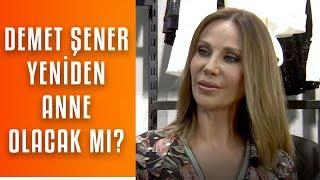 Demet Şener: Kocam beni ikna etmeye çalışıyor