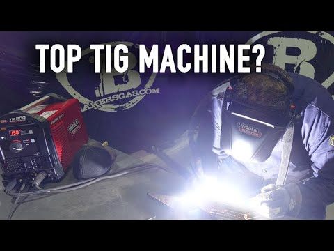 Lincoln Electric Square Wave TIG 200 Quick Overview