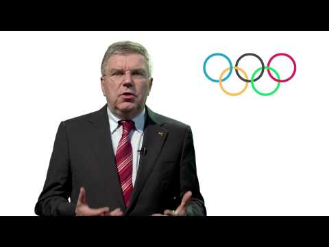 The message of Thomas Bach
