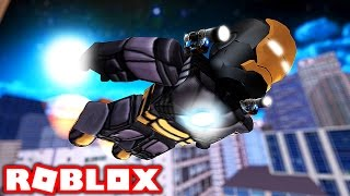 WAR MACHINE IN ROBLOX! (Roblox Superheroes)