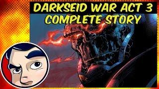 Justice League vs Darkseid The Final Battle   Justice League War Fight Scene End
