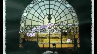 Con Xin Phó Thác - karaoke playback - http://songvui.org