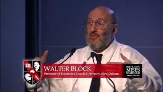 Free-Market Environmentalism — Walter Block