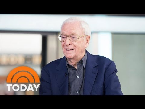 Michael Caine On 'Going In Style': 'We're Not Real Crooks' | TODAY