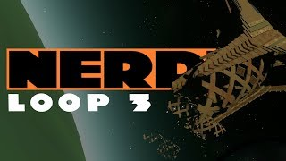 Nerd³ Completes Outer Wilds - Loop 3 - The Probe