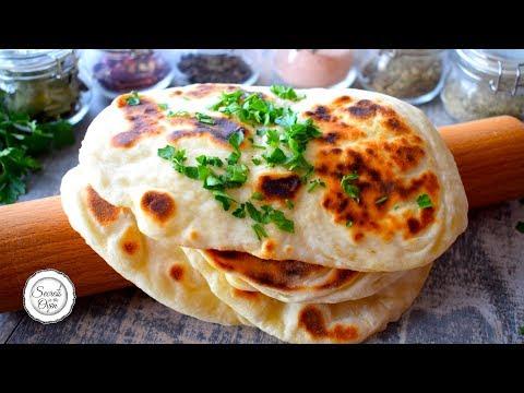 No Yeast Naan Bread